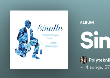 Sinulle-album.png