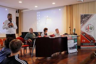Masterclass al Mottura con il Dott. Marco Fazio (Historical Services Manager di FCA) e Giorgio Sivoc