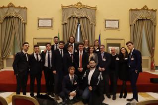 La Consulta di Caltanissetta conquista Montecitorio