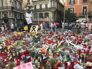 En el aniversario del 17-A (La Vanguardia)