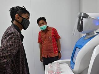 Soluciones robóticas para la post-pandemia (LV)