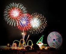 Wildwood Fireworks