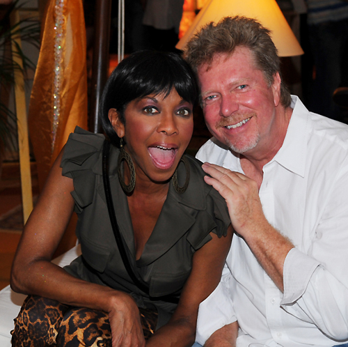 Natalie Cole & JR