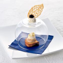 Caviar-and-potato-leaf