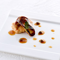 Porcini-and-sweetbread