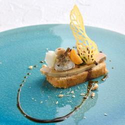 Truffle-salted-cake-and-foie-gras-terrine