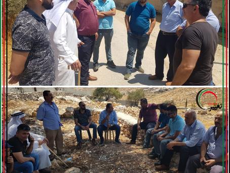"""""""Khillat Al-Nahla Community"""" On the Ground Activity"""