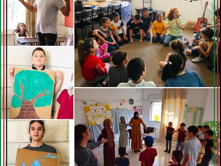 """""""Gandhi's Children"""" Summer Camp in Eizariya"""