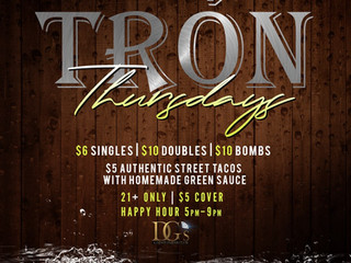 TRON Thursdays