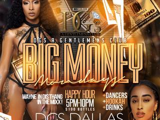 BIG MONEY MONDAYS