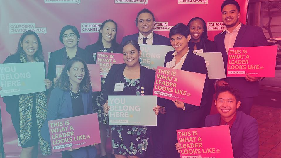 ChangeLawyers Group Photo 2019 Leaders S
