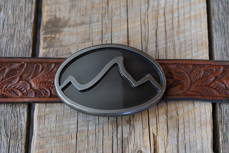 Teton Belt Buckle