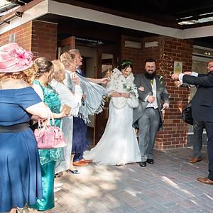 Nicky and Harrys Wedding