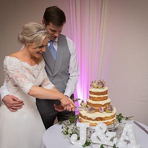 Jo and Andrew Wedding