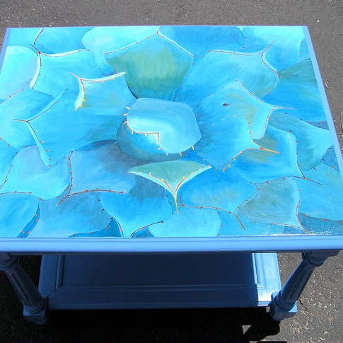 Blue Agave Table