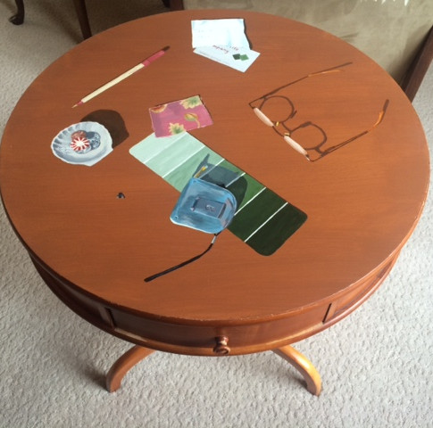 Redecorator's Table