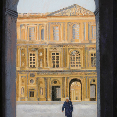 View Through Louvre