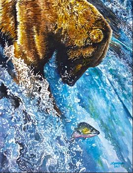 Griz Fishing
