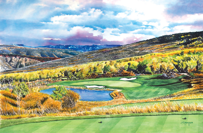 Red Sky Ranch - Fazio Course #17