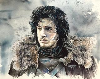 Your know nothing Jon Snow by Jon Crocker