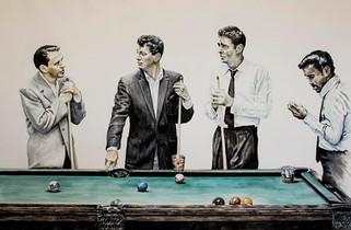 Rat Pack  by Jon Crocker