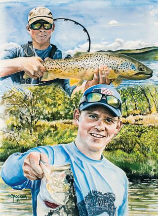 The Big Catch by Jon Crocker