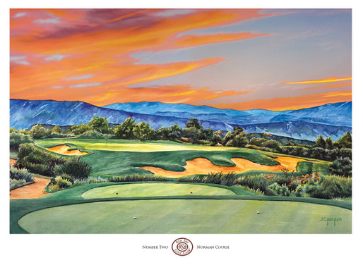 Red Sky Ranch - Norman Course #2