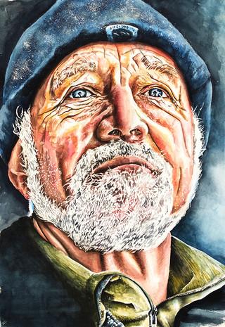 The Fisherman by Jon Crocker