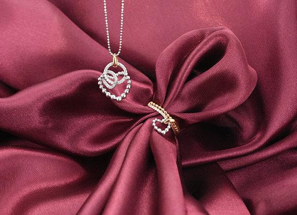 Sweet Heart Pendant & Ring
