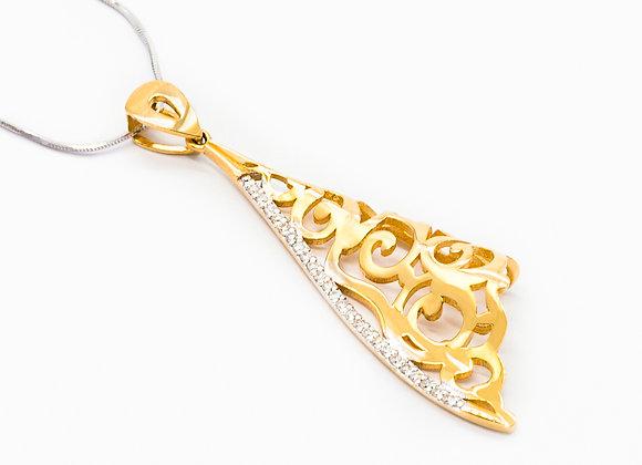 18KT Rose Gold Pendant