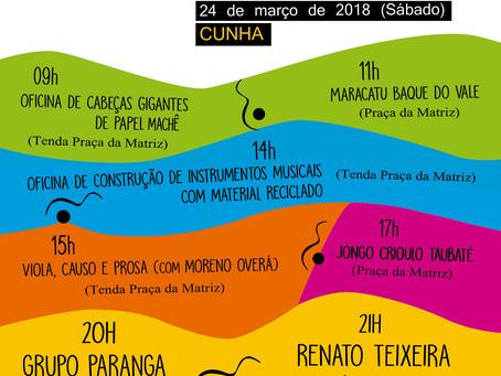 II Festival de Arte do Vale do Paraíba - Tributo a Elpídio dos Santos