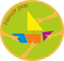 logo Friends play