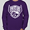 Thumbnail: Purple Long-Sleeve T-Shirt