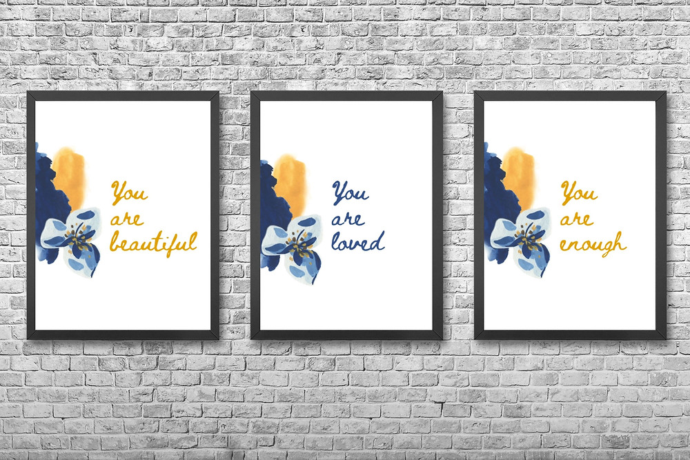 Free Mommy Inspired wall art available for download upon subscribing.