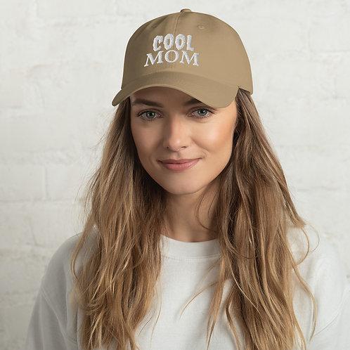 Cool Mom Cap, Mom Hat, Baseball Hat