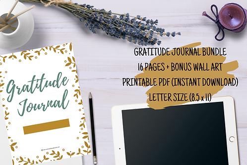 Mommy Inspired Gratitude Journal
