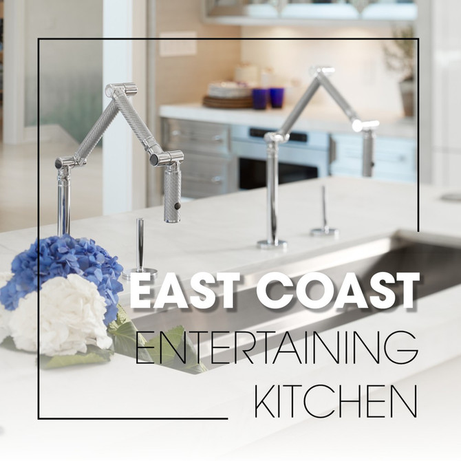 EAST COAST ENTERTAINING KITCHEN