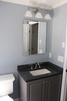 Bathroom Remodel -  Before & After