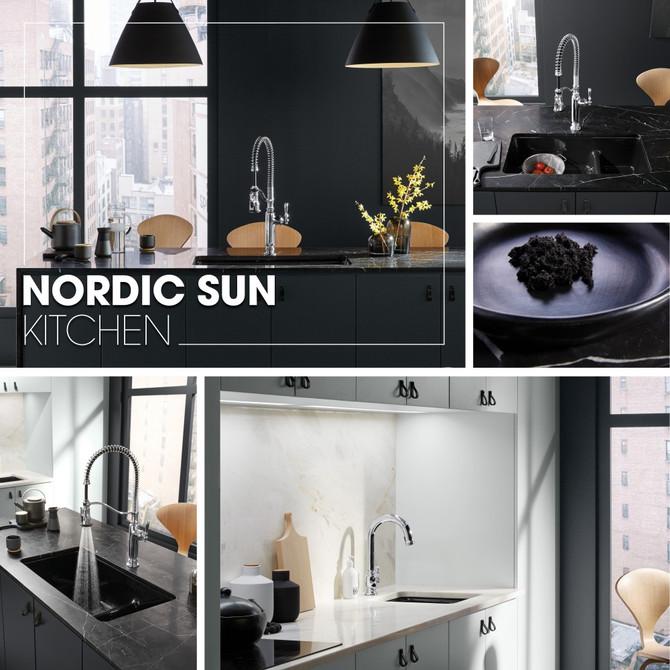 Kohler Inspirations - NORDIC SUN KITCHEN