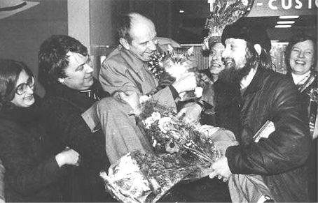 1977 Carl F. Nordane a Parigi con Pans Truls.jpg