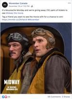 Moustache Monday Facebook
