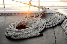 cuerda náutica