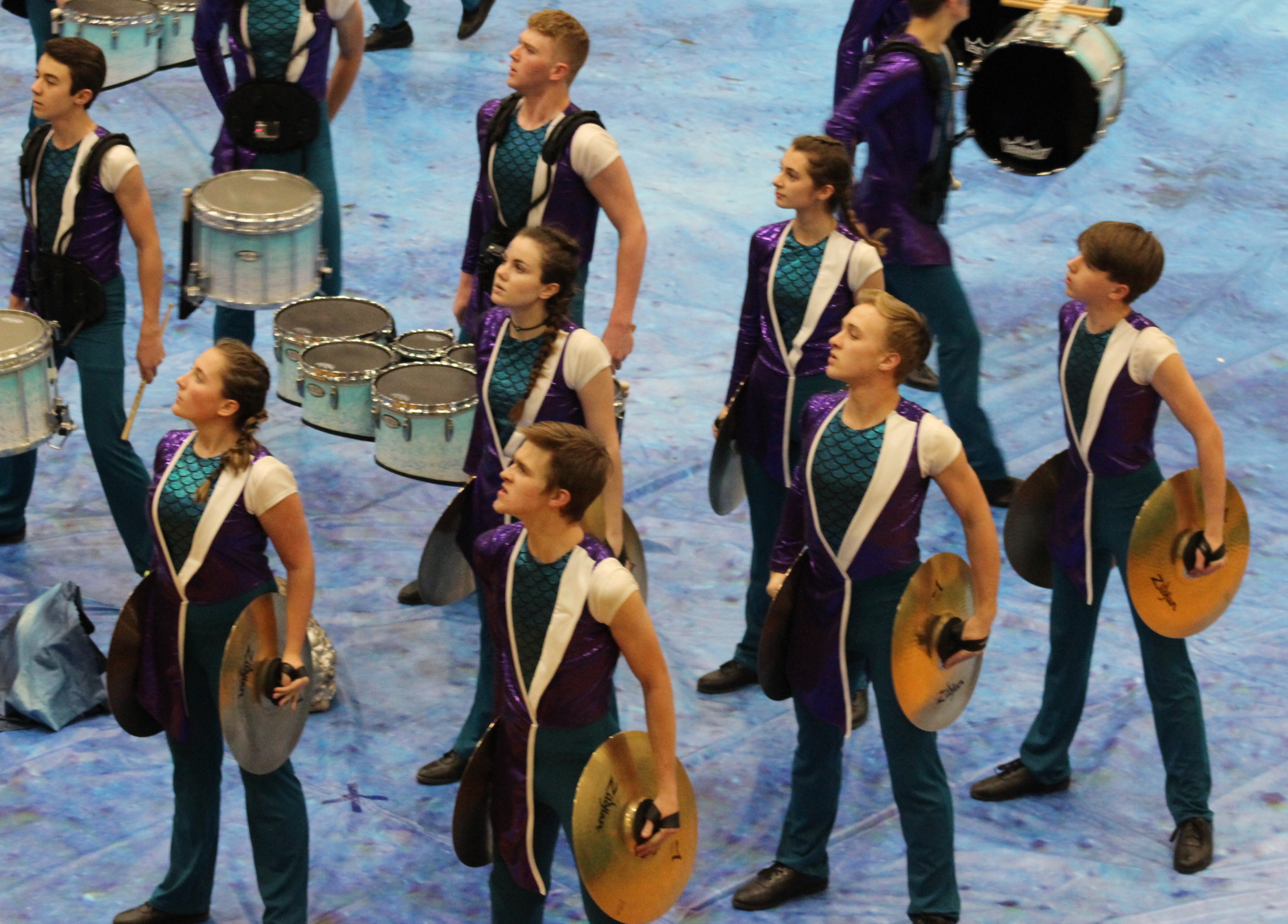 Indoor Drumline