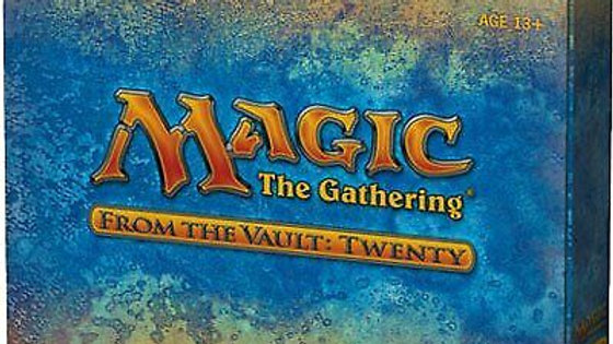 Magic the Gathering From the Vault Boxes