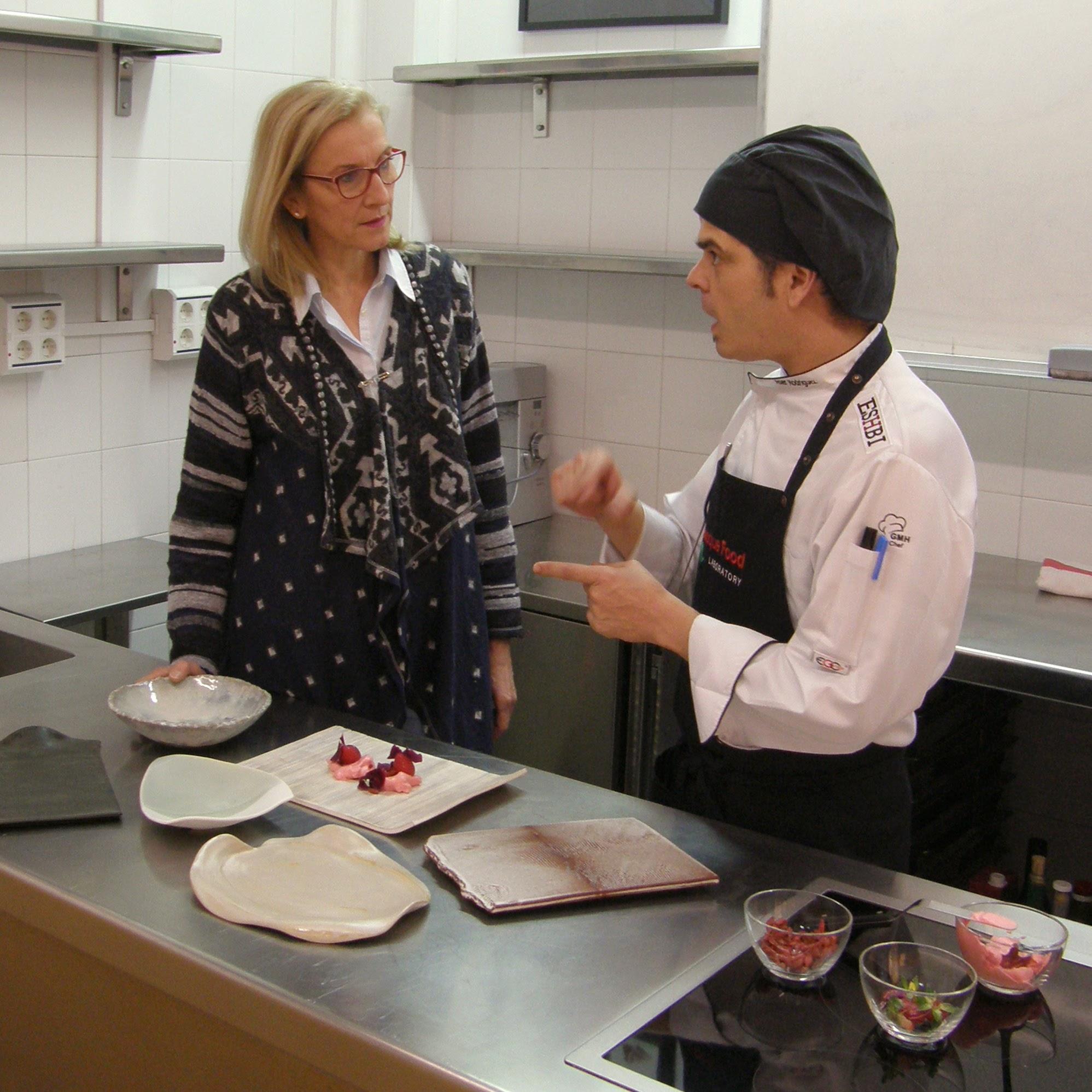 Basque Food Laboratory
