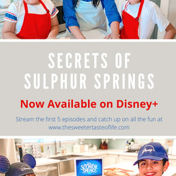 Secrets of Sulphur Springs Now Available on Disney+