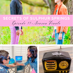 """Secrets of Sulphur Springs Was A Blast From The Past. Catch the Season Finale """"Time After Time"""""""