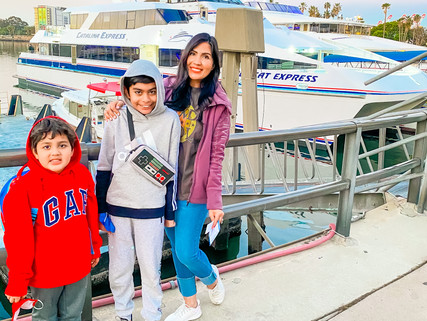 The Perfect Family Trip To Catalina Island