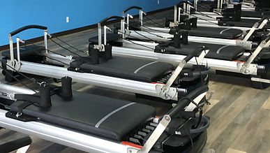 Proformer Pilates Machines Black and White