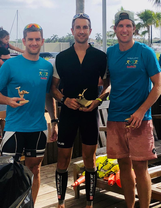 Harfield sets new record in 2018 McGrath Tonner Duathlon